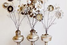 Shabby Vintage Wire Creations