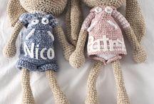 Amigurumit crochet