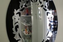 Espelhos / Mirrors / by Ju Sampaio