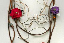Necklaces / Handmade jewellery