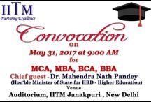 Convocation - 2017