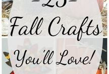 FALLFall Crafts