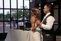 Caitlin & Steven Wedding / Wedding pins from Caitlin and Steven's wedding