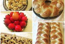 Easter / Food, decoration