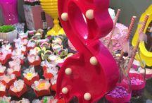 Karol's Party / Festa tropical com Flamingos ❤️
