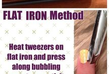 Jamberry tips and tricks / by Jennifer Roberts
