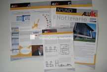 Magazine aziendali realizzati da StudioCentro Marketing