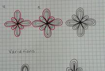 dibujo flor