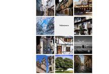 Salamanca / Capturas de pantalla de viajateca Salamanca