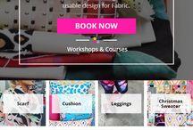 Digital Fabrics School / Sneak Peek, news and design information from Digital Fabrics School.