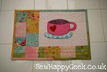 Mug rugs / by Janice Martin