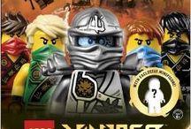 New LEGO Book released---LEGO® Ninjago Secret World of the Ninja Hardcover