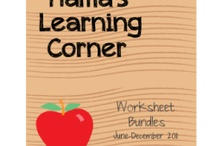 L is for Learning / Who says that learning ends when the school day does? Learning can take place any time! / by Jen Edens