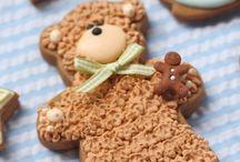 Tedy bear cookies