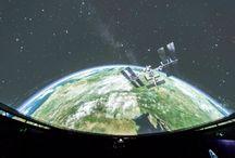 Planetarium Südtirol, Italien / Das Planetarium Südtirol im Eggental ist das einzige seiner Art in Südtirol. Das Weltall wird mit Hilfe optischer Präzisionsinstrumente in 3D künstlich dargestellt und mit einem ausgefeilten Soundsystem begleitet.