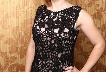 """Платье """"Чёрное кружево""""  © https://www.livemaster.ru/item/23340889-odezhda-plate-chernoe-kruzhevo"""