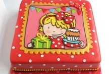 Favorite cakes / by Sarah Bates Gray