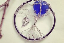 Tree of life / Handmade pendant