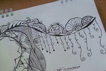 Jeg skal tegne: