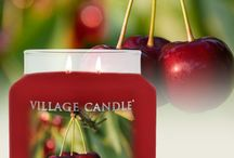 New Premium Round Fragrances! / Our Premium Round candles feature Village Candle's® exclusive dual wick technology that burns cleaner and generates less soot than the single wick style offered by our competitors. More light, less wax residue and pure, clean fragrances. What's not to love?  / by Village Candle