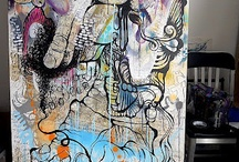 art therapy / by Kristen Spor-Cooper