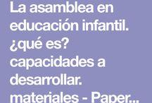 teoría de educ. infantil