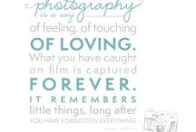Photography & Quotes