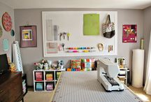 Home: Sewing Room Inspiration