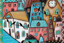 Kuşlu evler