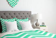 Bedroom decor & ideas.