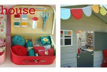 Cubbies / Cool ideas for cubbies