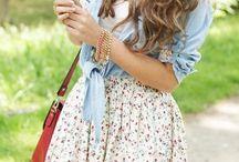 fashion. {spring, summer}