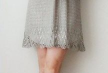 robes crochet