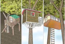 Trehouses