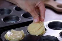 potatis i muffinsform