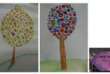 arbre / by marsupilami houba houba