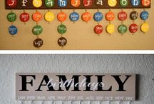 Cute family diy's
