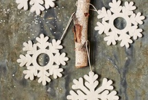 snowflakes / by Shirley Weiss