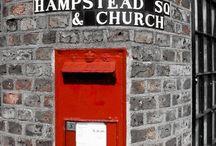 Post boxes, UK