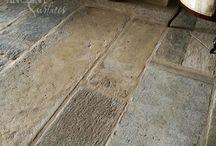 Flooring kitchen