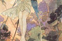 Angels / Fairies / Goddesses / Warriors
