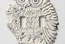 Whoo Whoo likes Owls?! / by Kim Austin St Jean