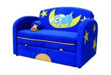 Sofas / Children's bed
