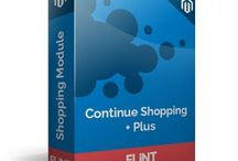 Magento Extension - Continue Shopping Plus