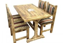 Cafe masa sandalye / Ahşap