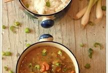 Soups - plant based, vegetarian, vegan