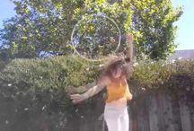 Hoop Tutorials / Inspiring new things to try!