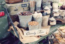 Mesas de dulces - Inspiración
