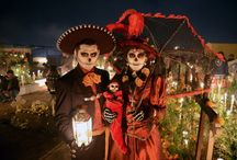 Mexican Cemeteries - Day of the Dead