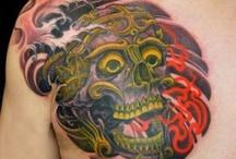 tattoos / by Felipe Zappia